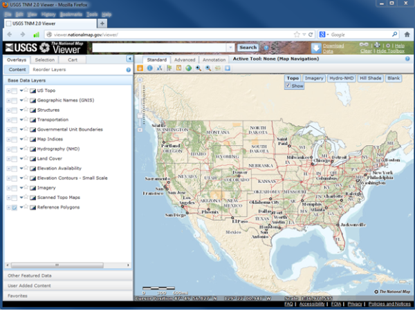 Pilot Project with USGS National Map Corps – GISCorps