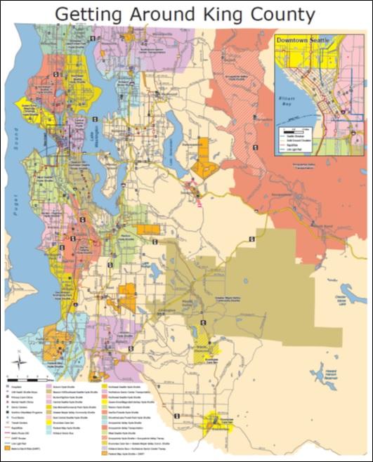 Hopelink – Washington State – GISCorps