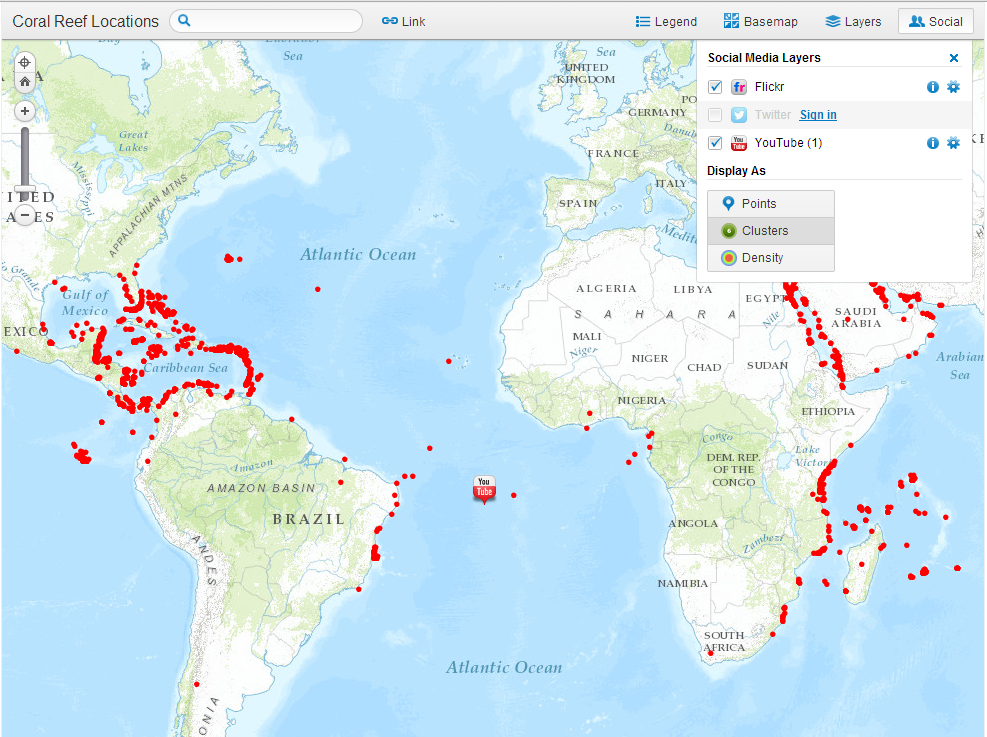 The World Federation for Coral Reef Conservation | GISCorps