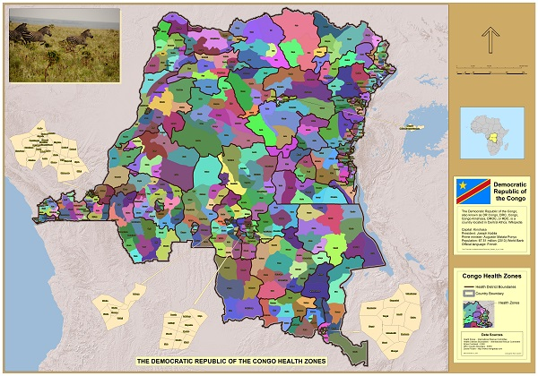 Mission with IRC - Congo | GISCorps
